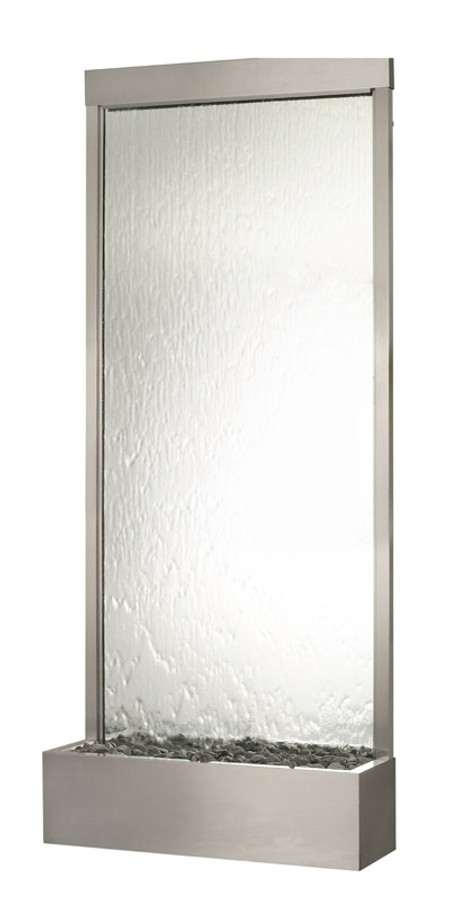 Stainless Steel Frame w/ Silver Mirror
