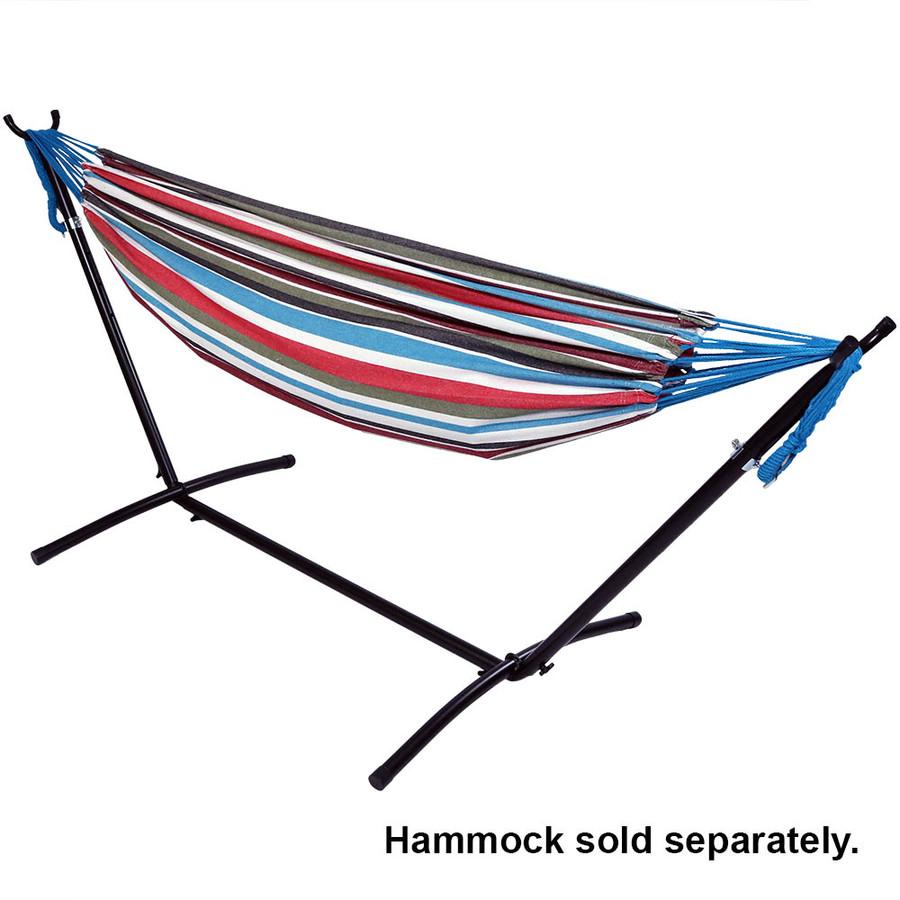 Black with Hammock (Hammock Not Included)