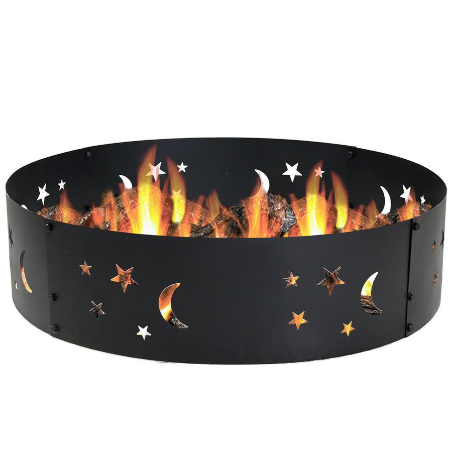 Big Sky Campfire Ring