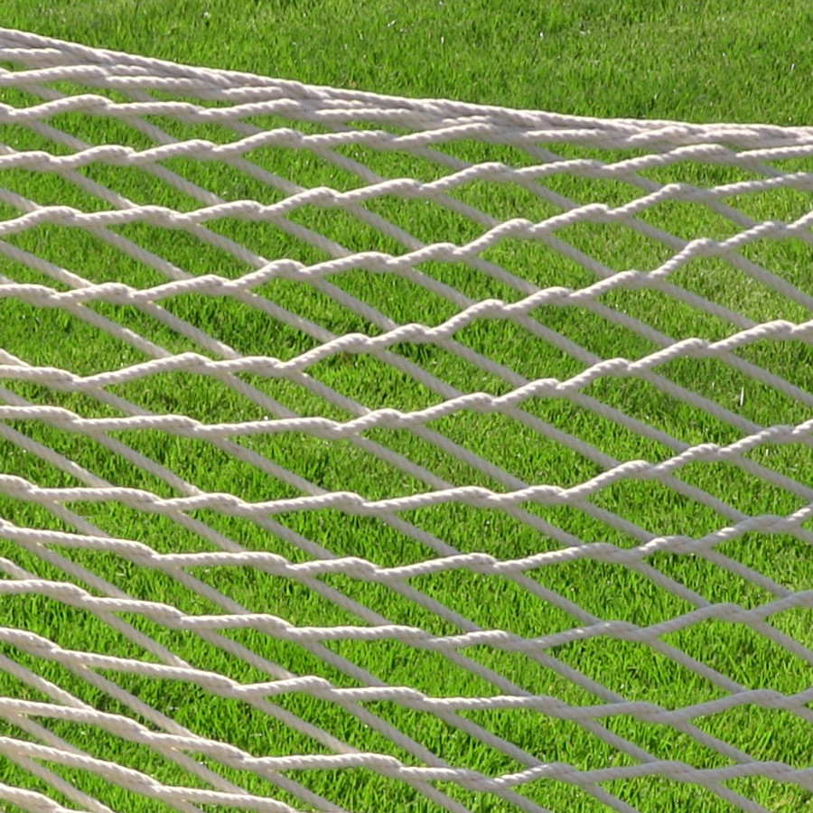 Closeup of Rope Hammock