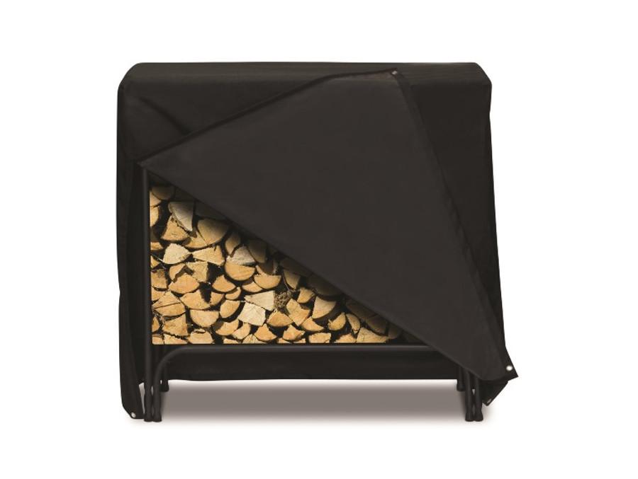Log Rack Cover - Black