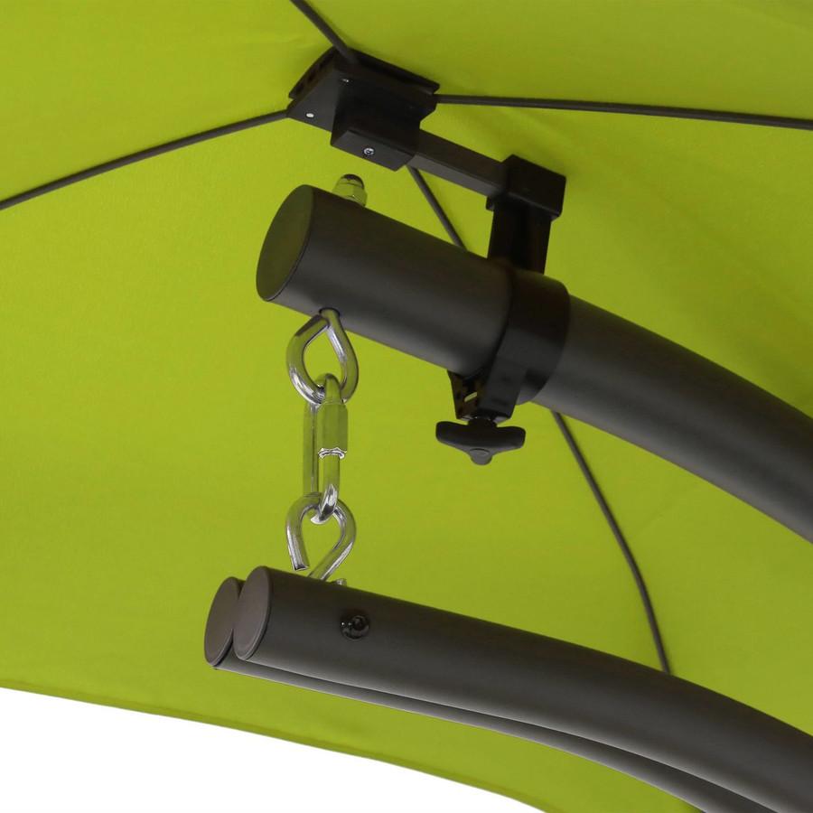 Apple Green Umbrella