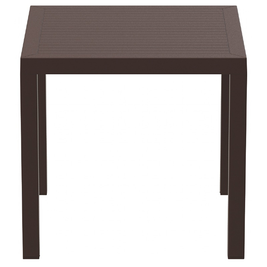 Ares Resin Square Dining Table