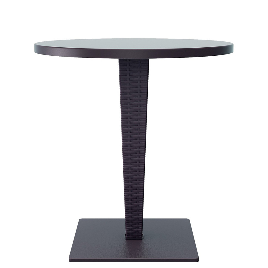 Riva Werzalit Round Top Dining Table