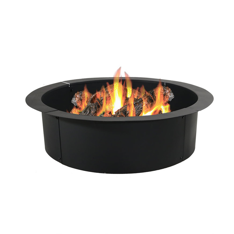 "30"" Heavy Duty Fire Pit Rim"