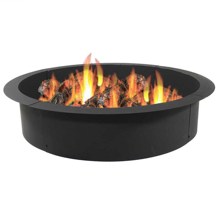 "39"" Heavy Duty Fire Pit Rim"