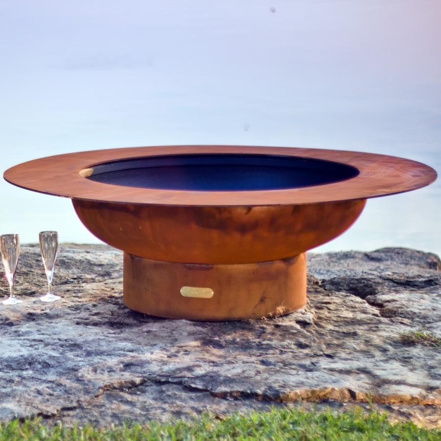 Magnum Fire Pit by Fire Pit Art