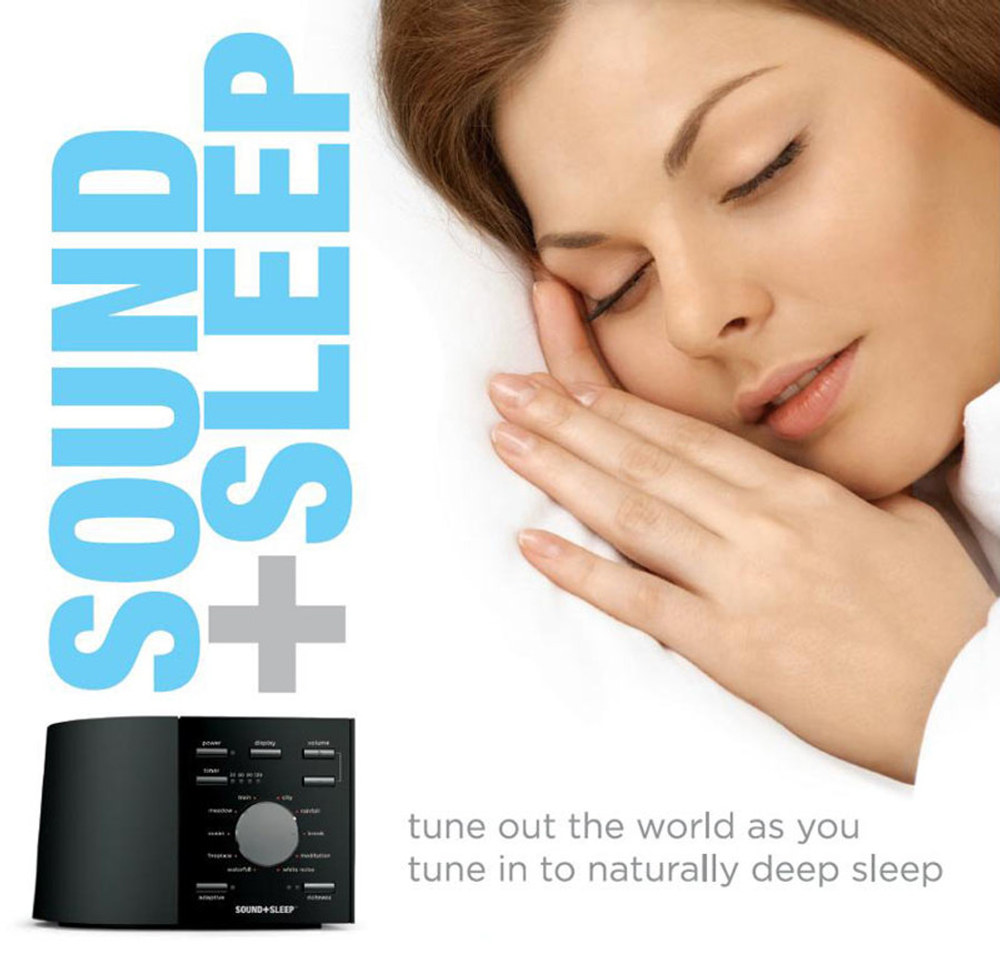 Electrotones Sound + Sleep Machine