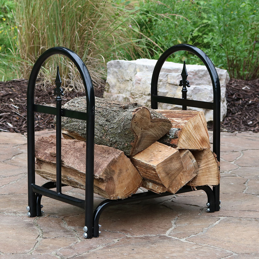 2' Log Rack