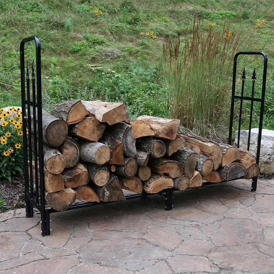 6' Log Rack