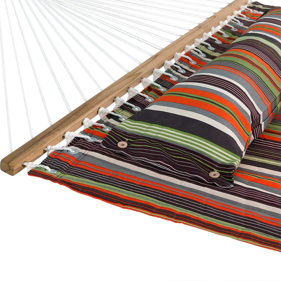 Spreader Bar and Detachable Pillow