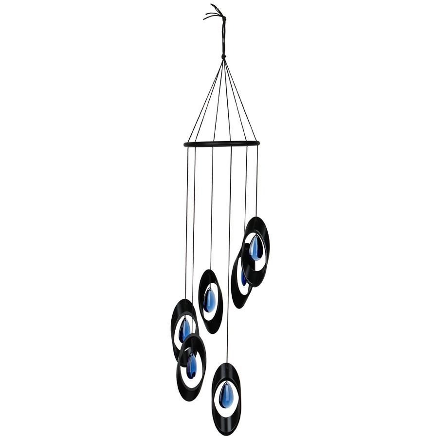 Woodstock Chimes Midnight Bellissimo Spiral Bells