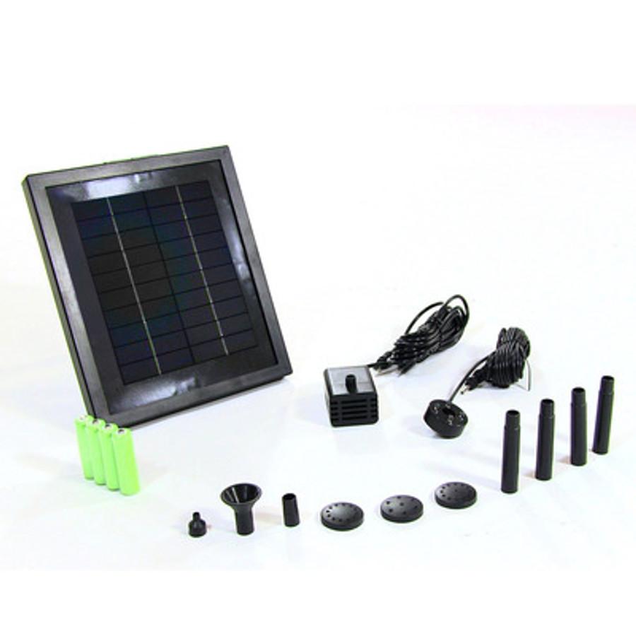 Solar-on-Demand Pump and Panel Kit