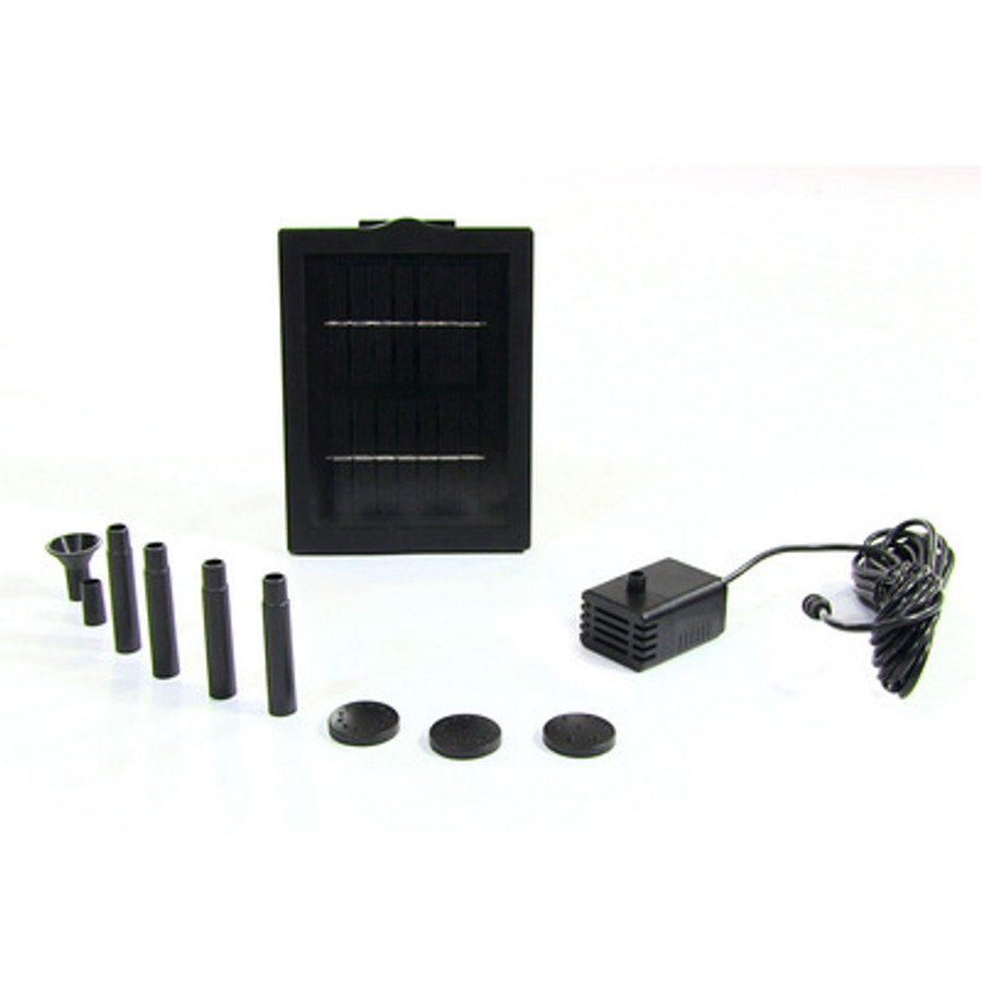 Solar Only Pump and Panel Kit