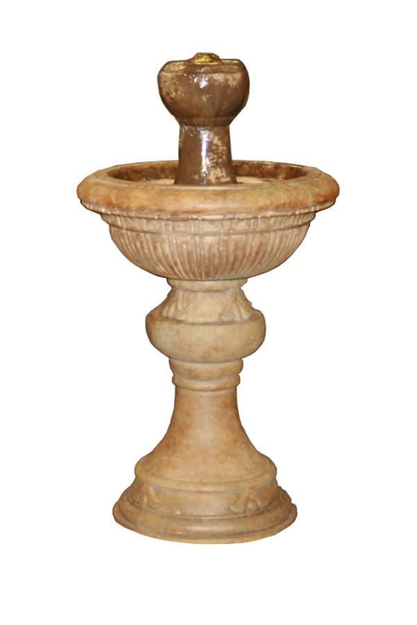 Henri Studio Cast Stone Traviata Water Fountain