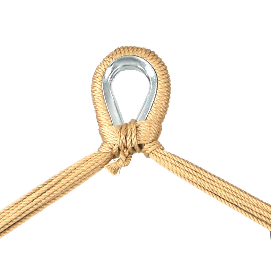 Tan Hanging Loop