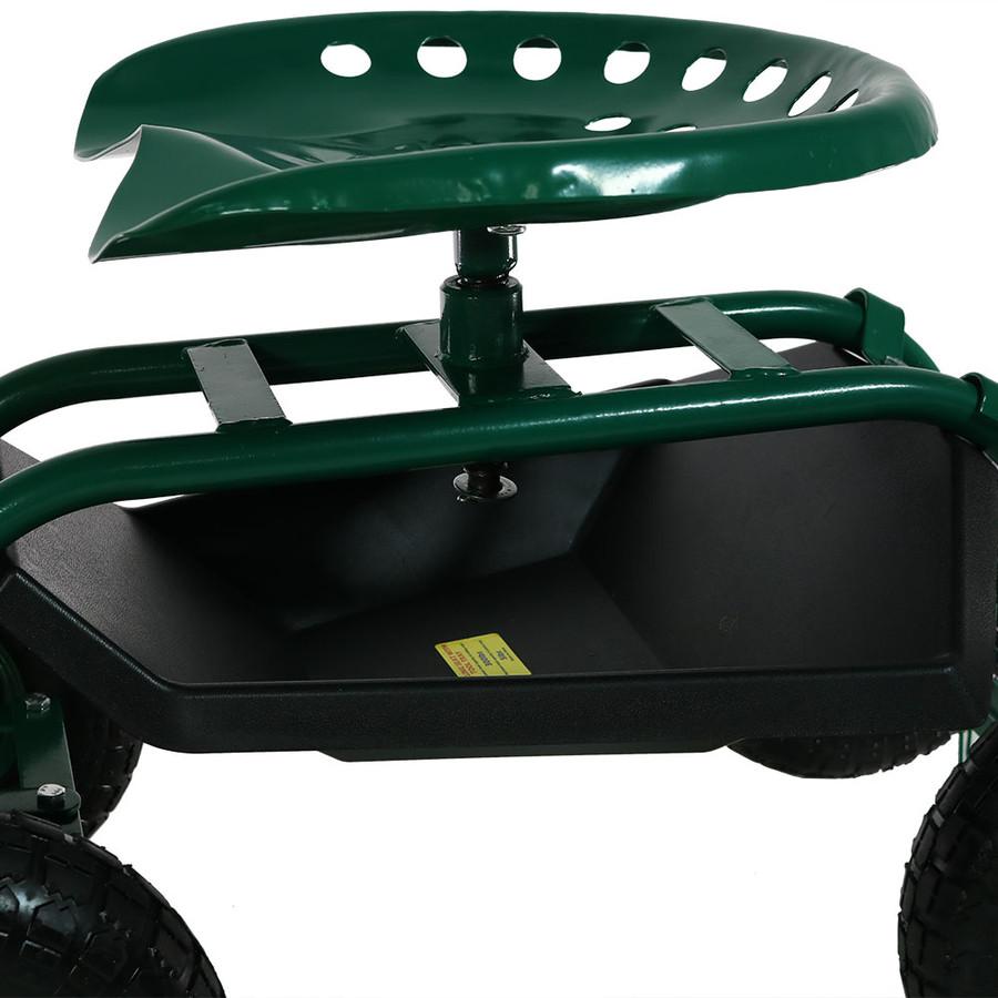 Green Seat Side