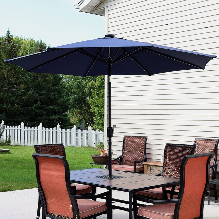 Navy Blue Outdoors