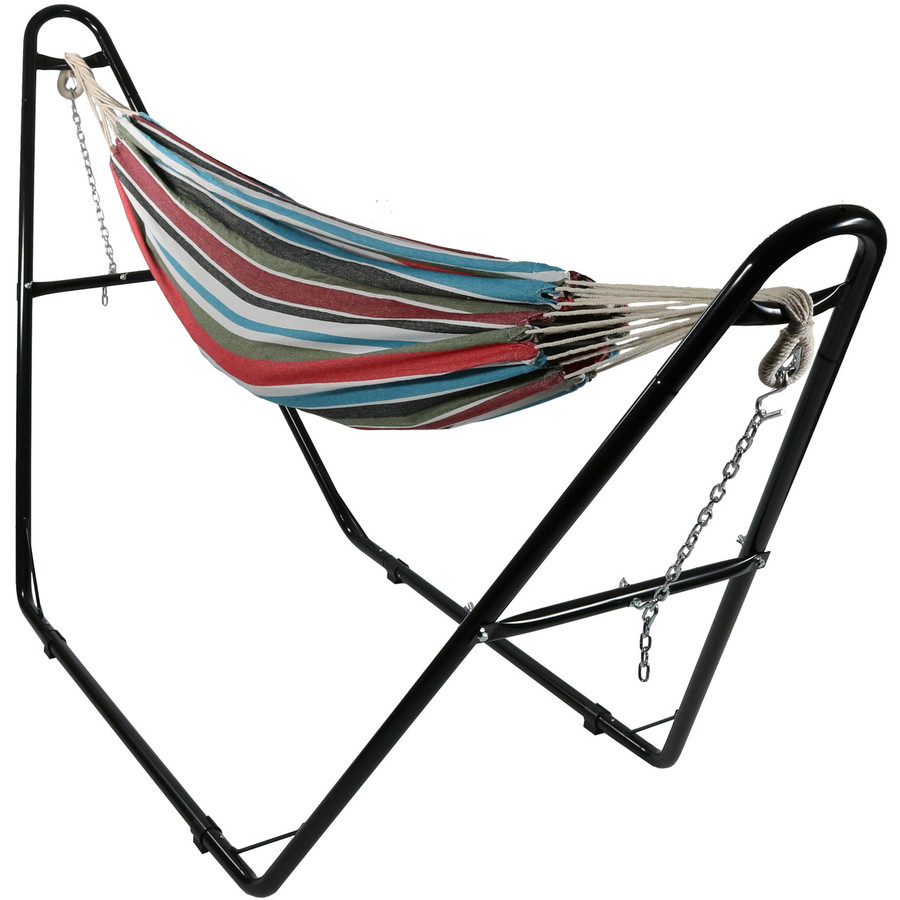 Cool Breeze with Multi-Use Hammock Stand