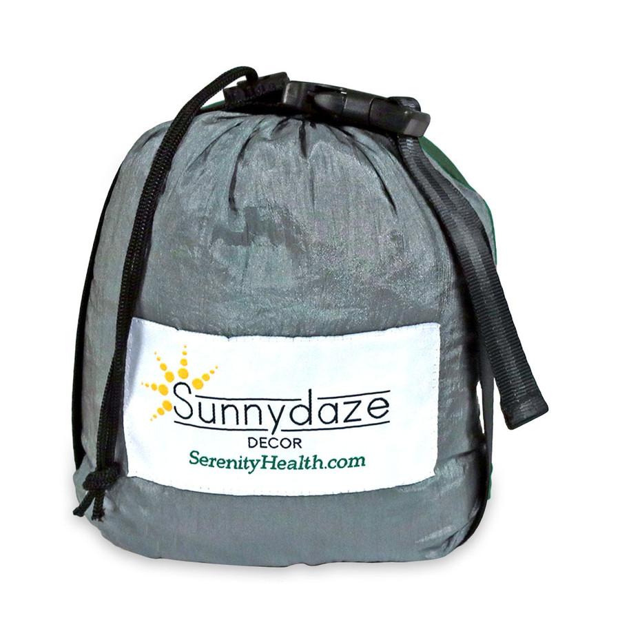 Green/Grey Bag