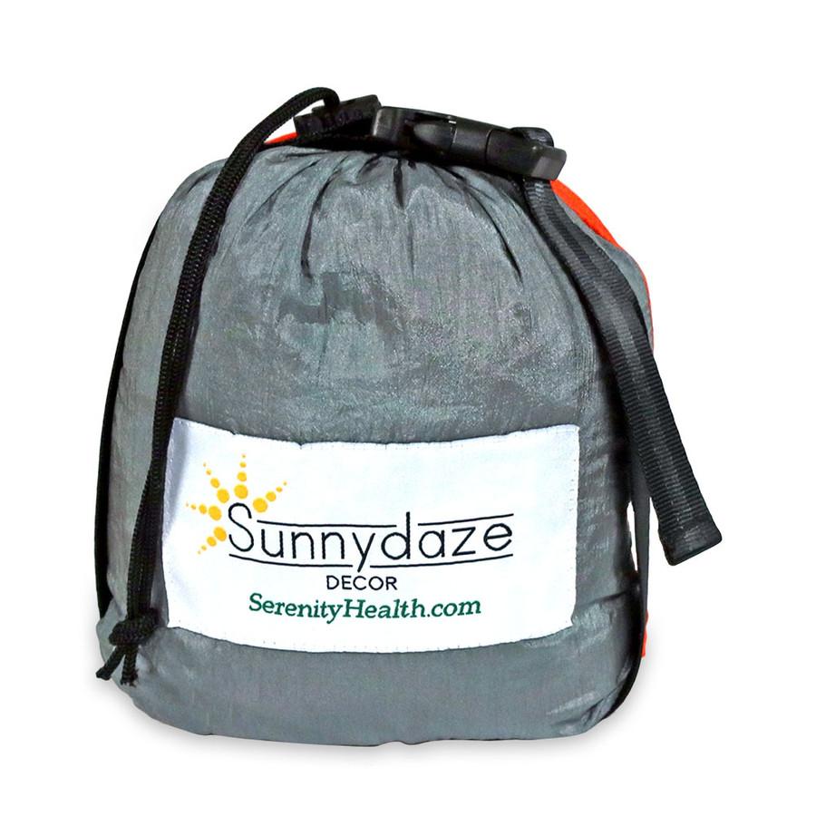 Orange/Grey Bag