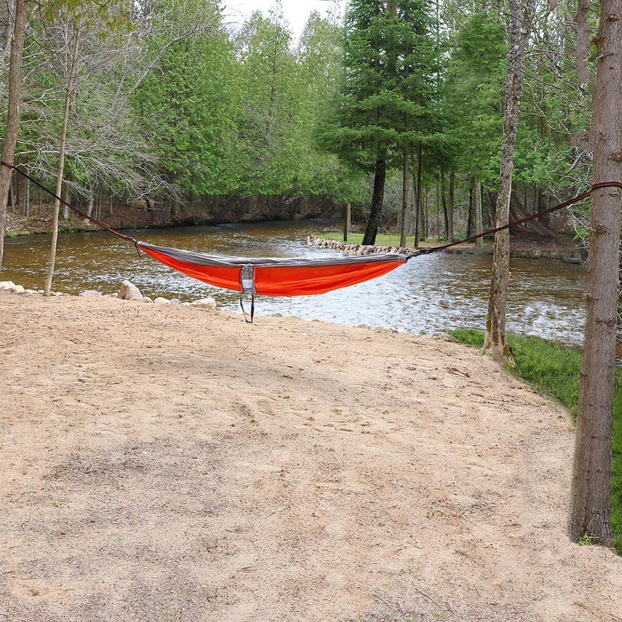 Orange/Grey Outdoor