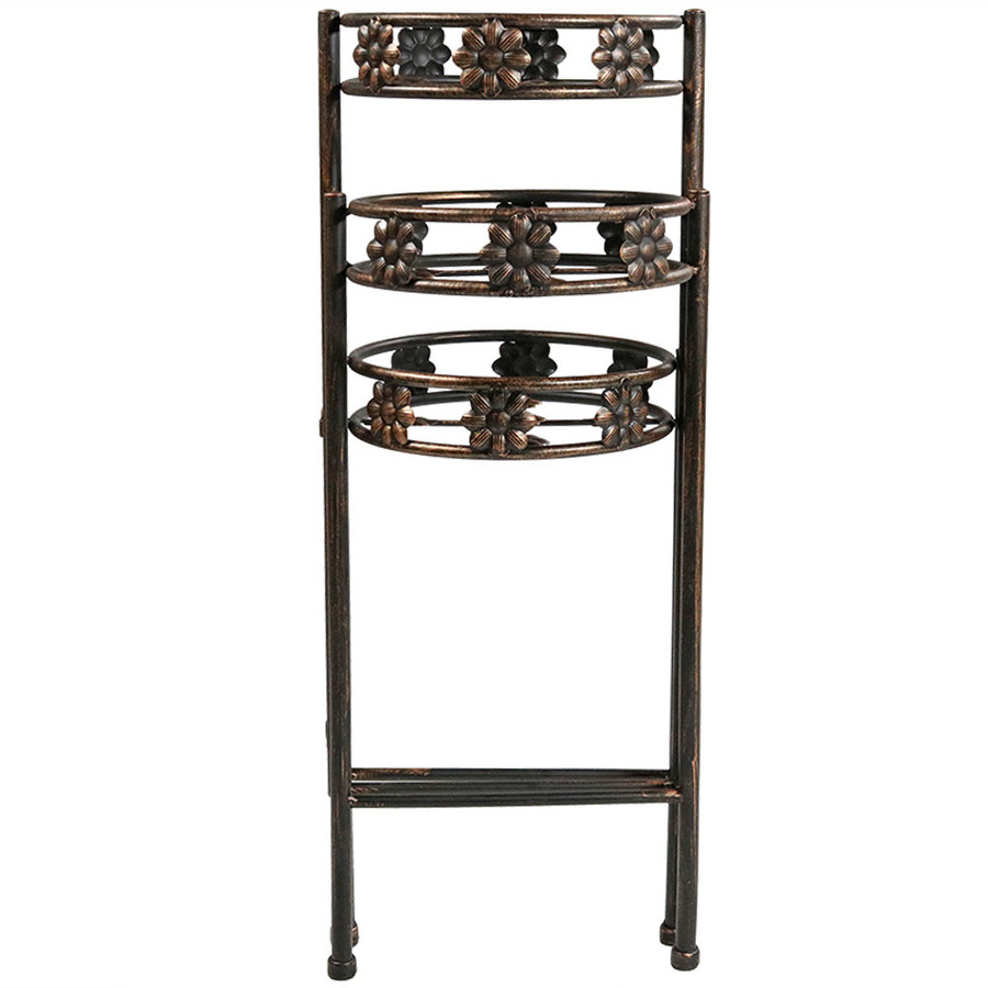 3-Tier Plant Stand Folded