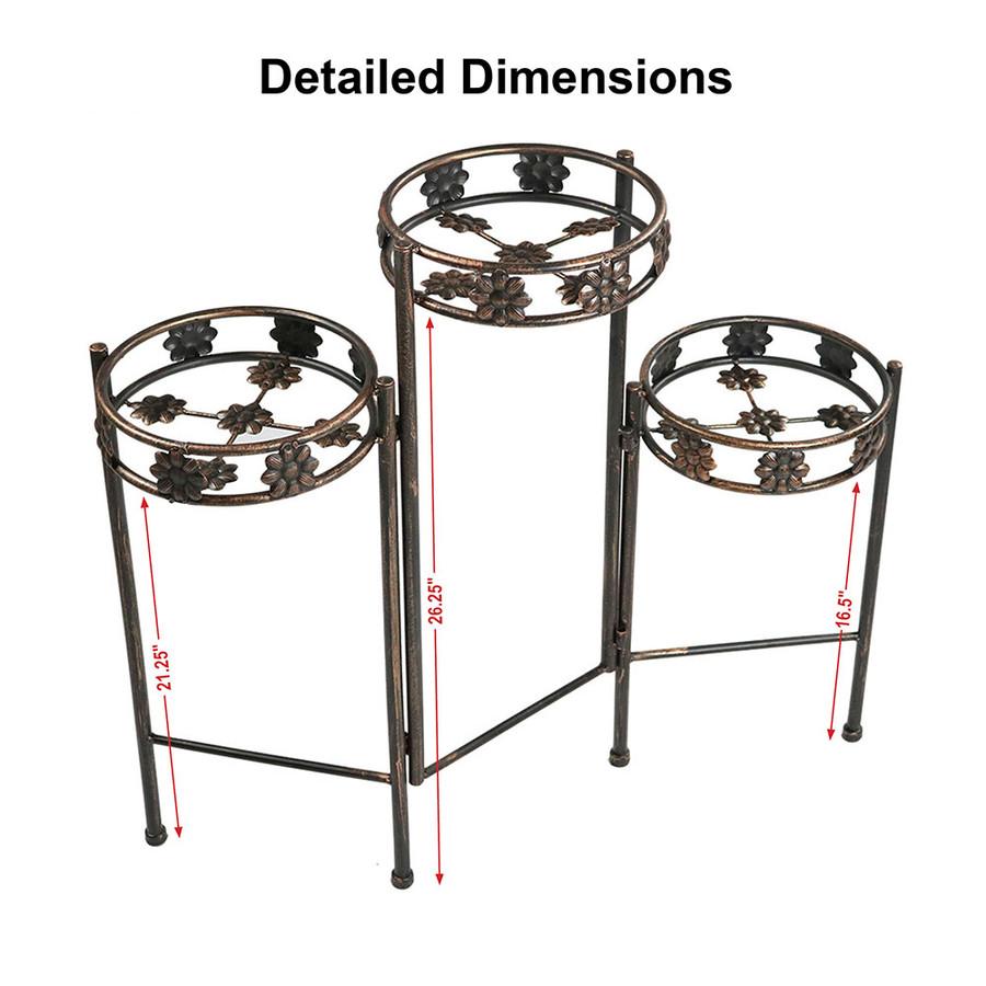 3-Tier Dimensions