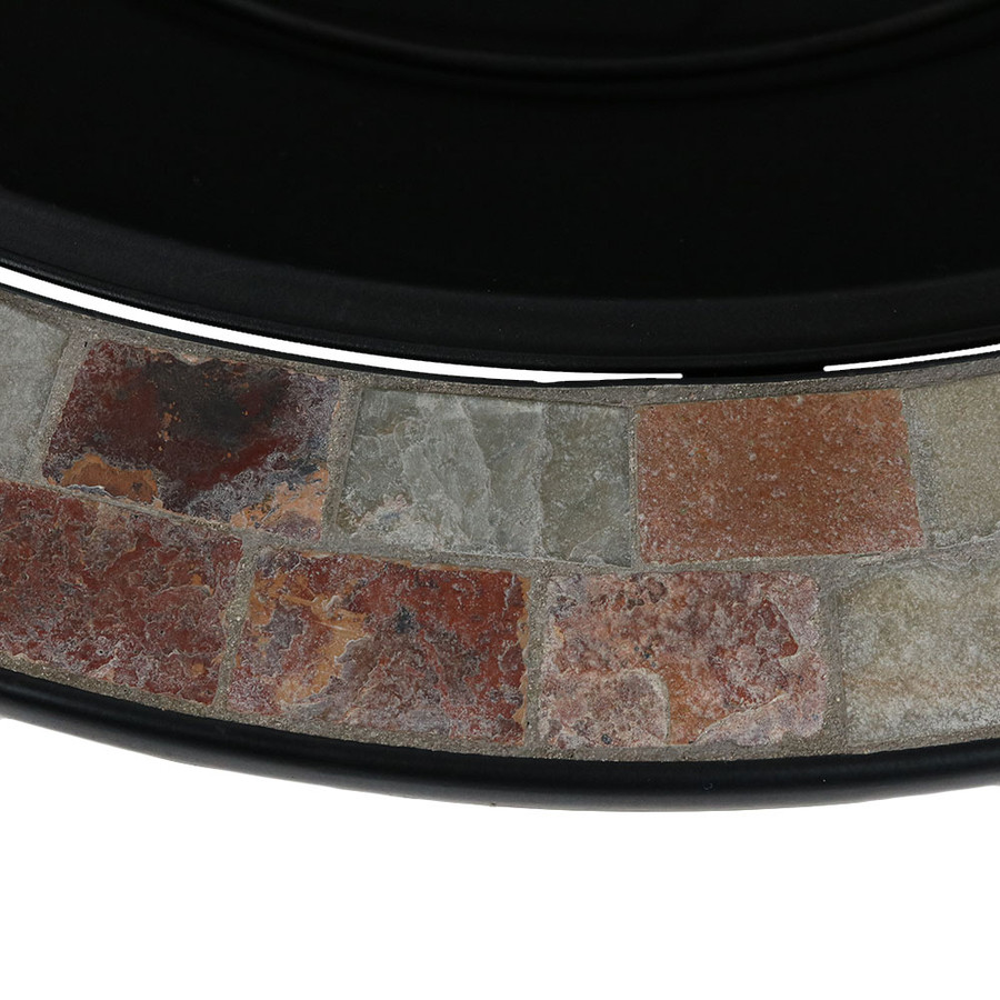 """Close-up of 3"""" Slate Surface"""
