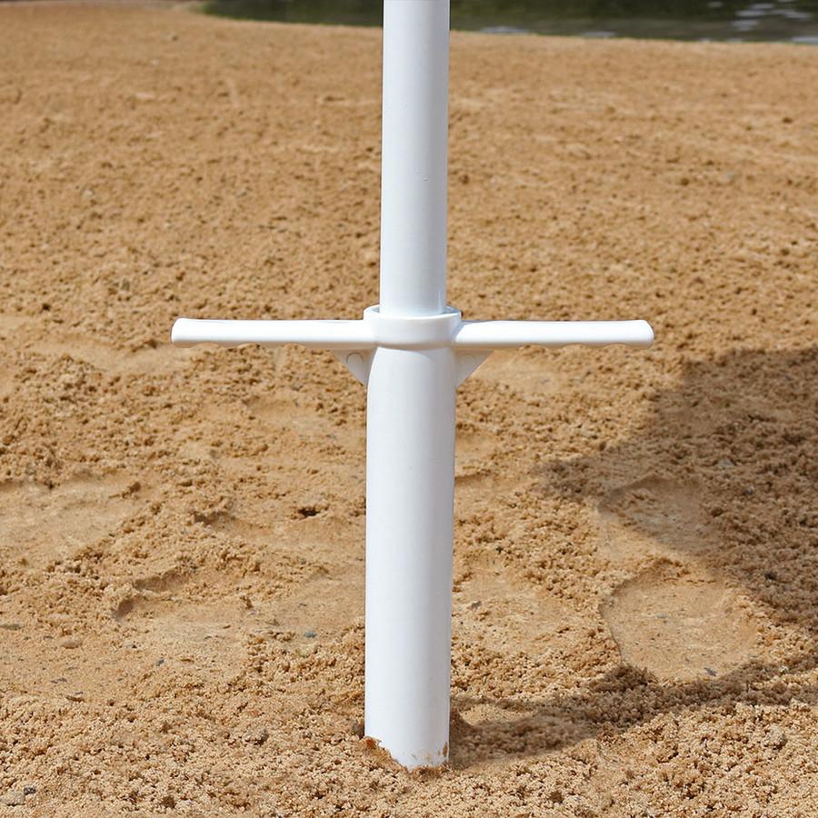 Sunnydaze Beach Umbrella Anchor