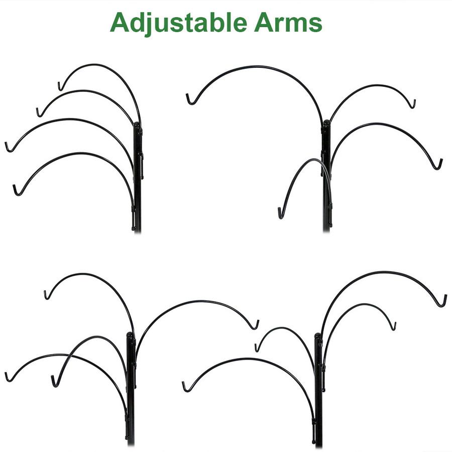 Adjustable Arms