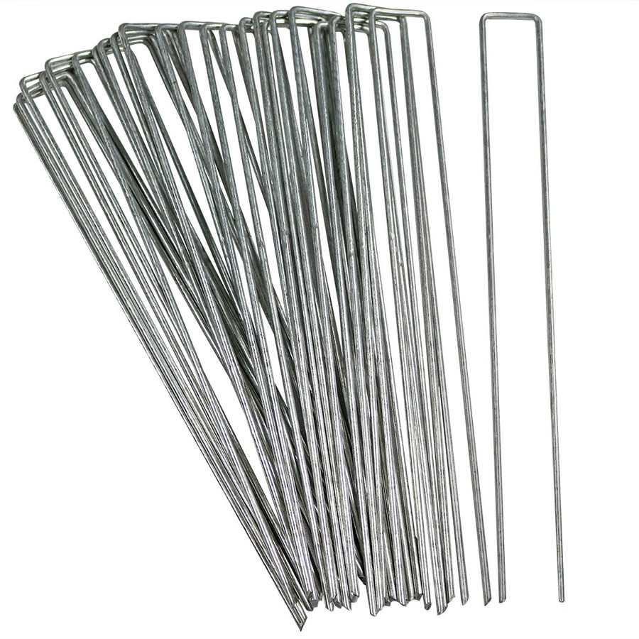 "Set of 25, 12"" Staples"