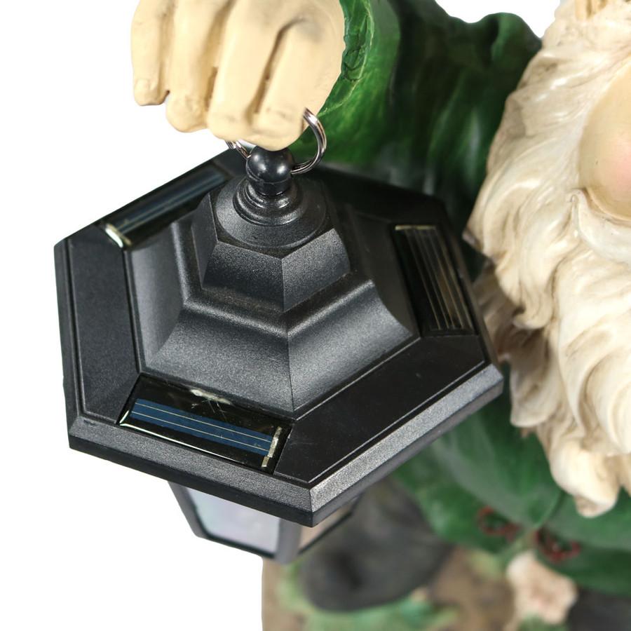 Closeup of Solar Lantern