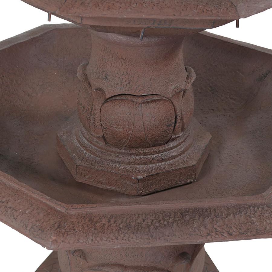 Closeup of Pump Access Panel