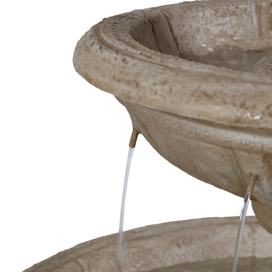Water Drain Detail