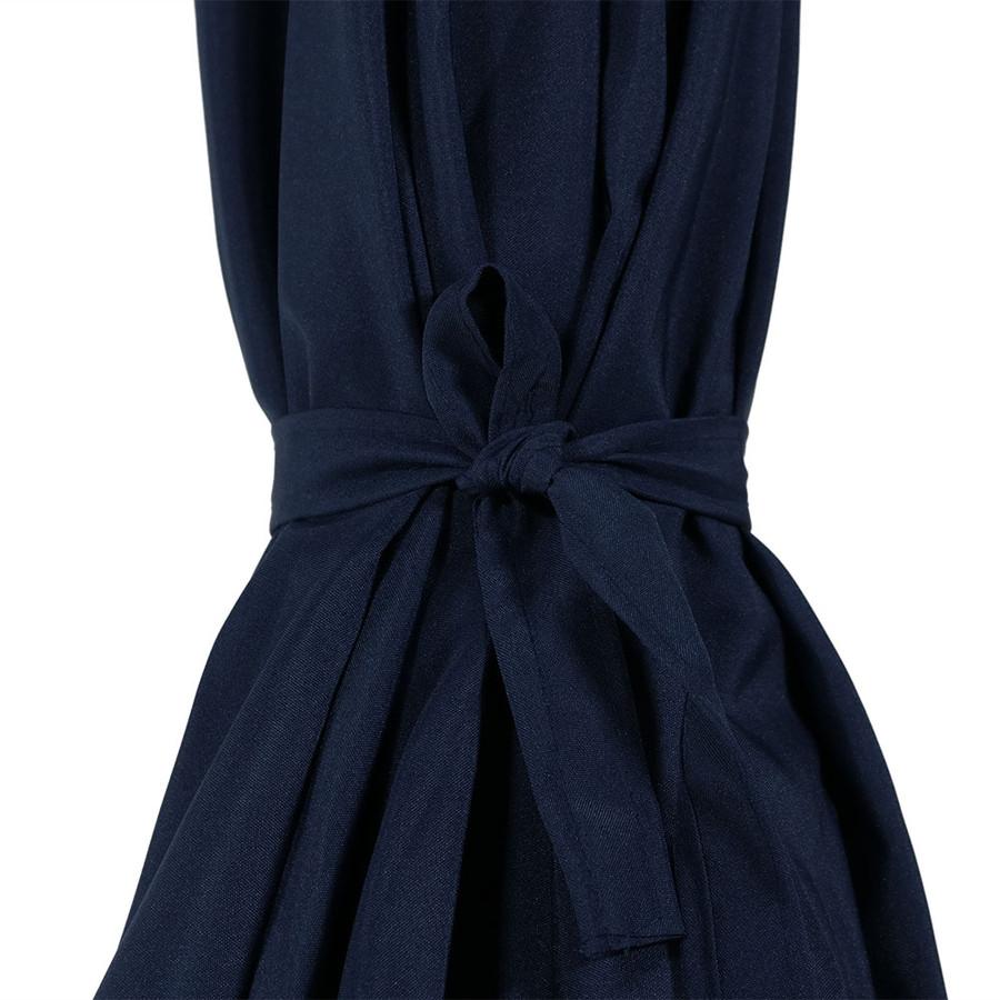 Blue Tie Closeup