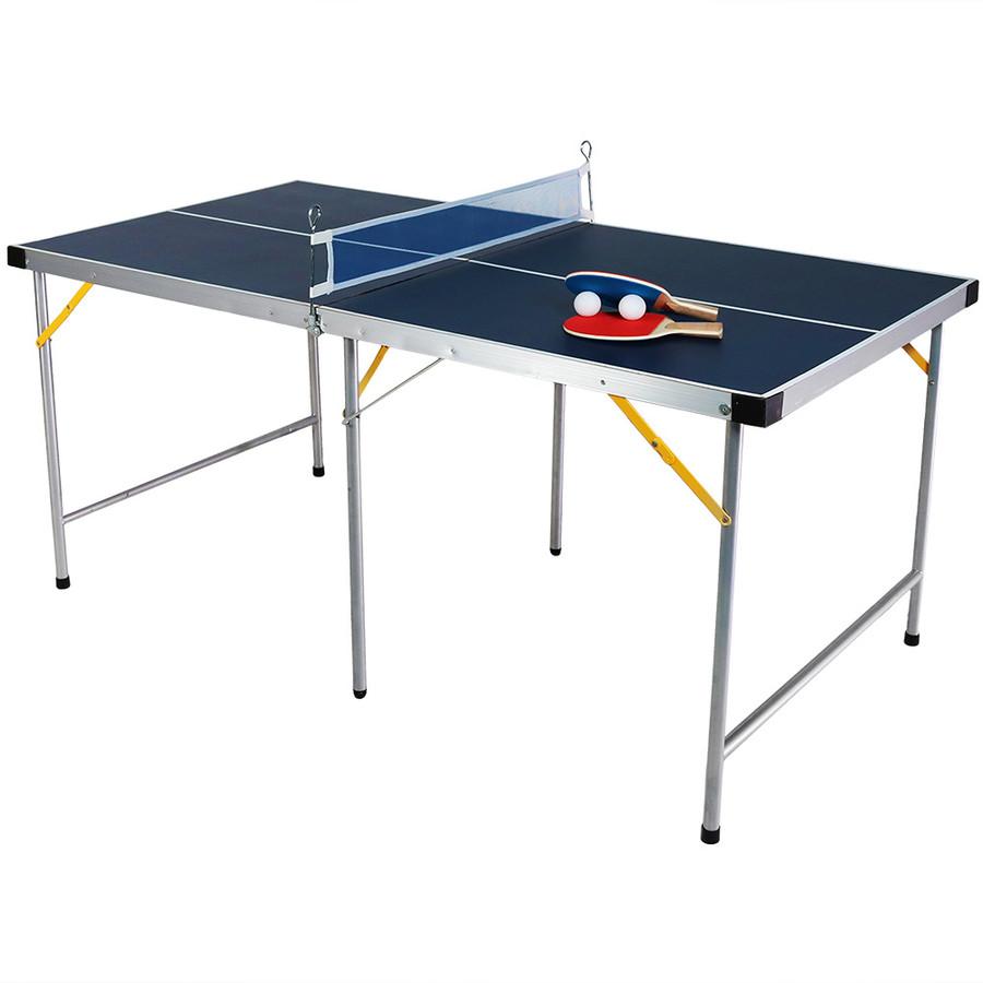 Sunnydaze 60 Inch Table Tennis Table