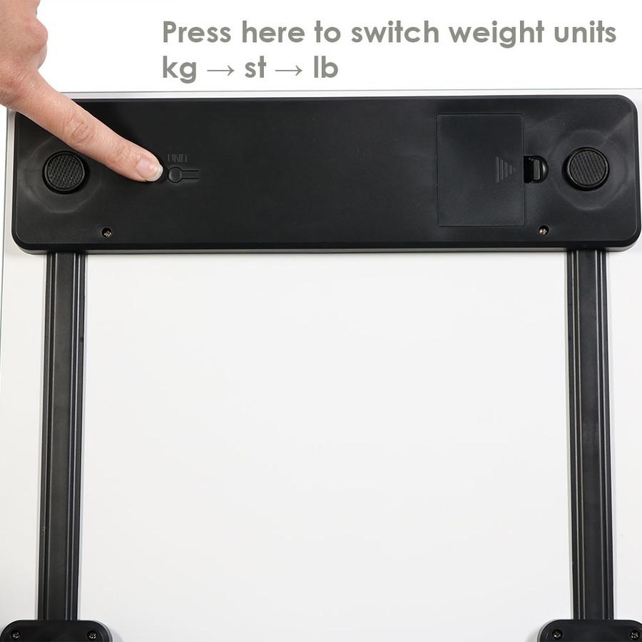 Unit Selection Button