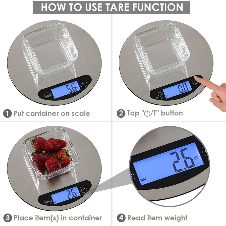 Tare Function