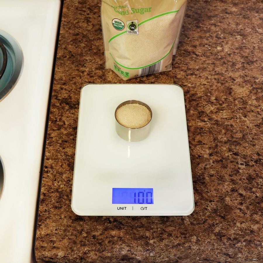 Large Digital Food Kitchen Scale