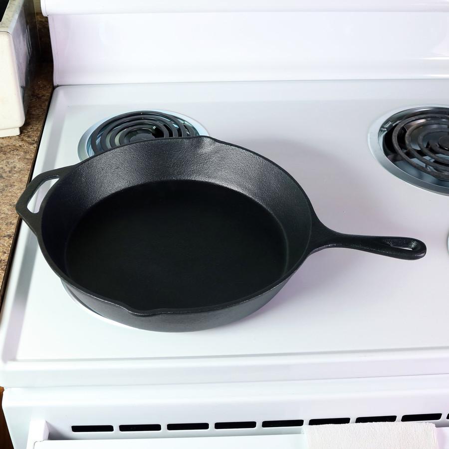 Cast Iron Fry Pan
