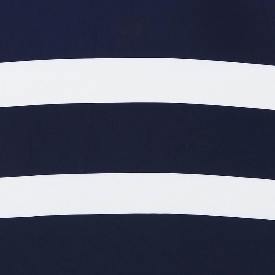 Navy Blue Stripe Swatch