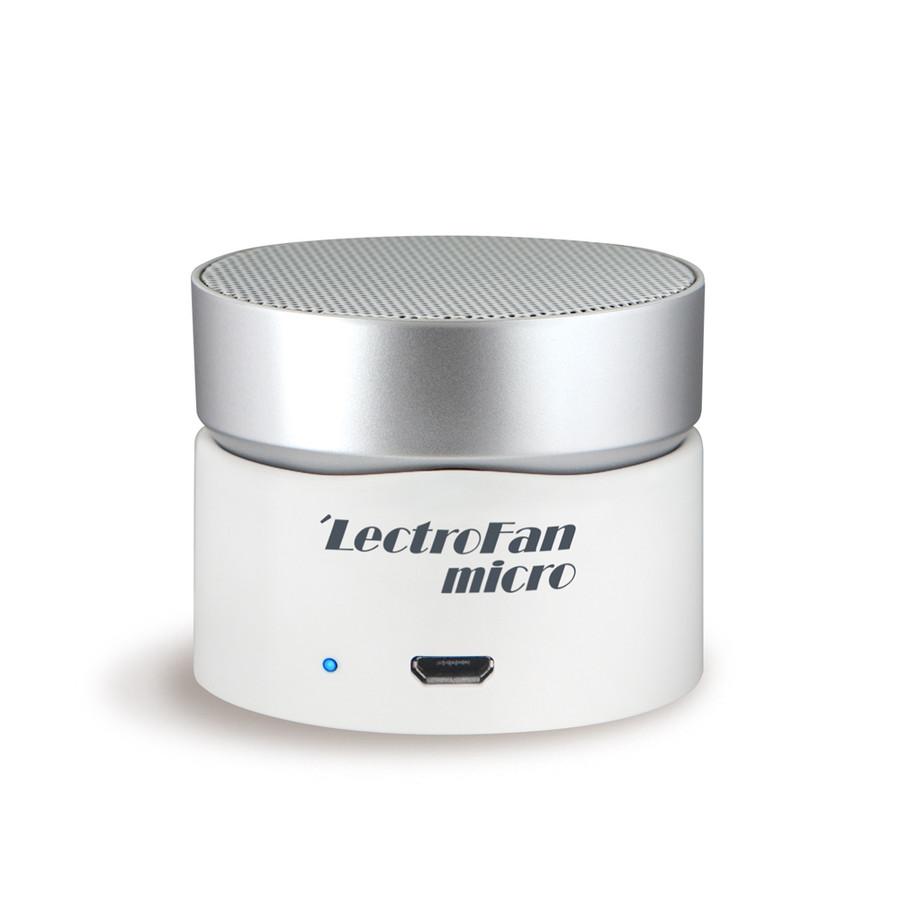 LectroFan Micro Wireless Sound Machine & Bluetooth Speaker