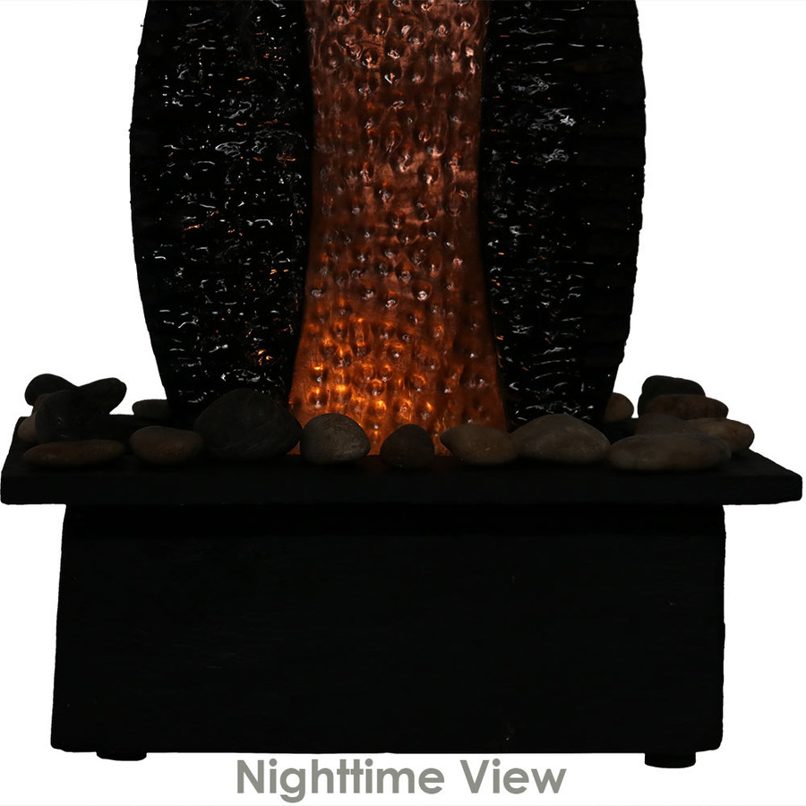 Bottom Nighttime