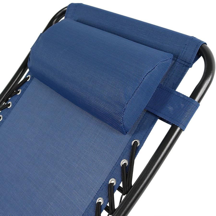 Navy Blue Pillow