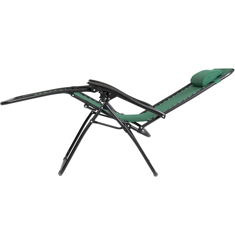 Forest Green Reclined