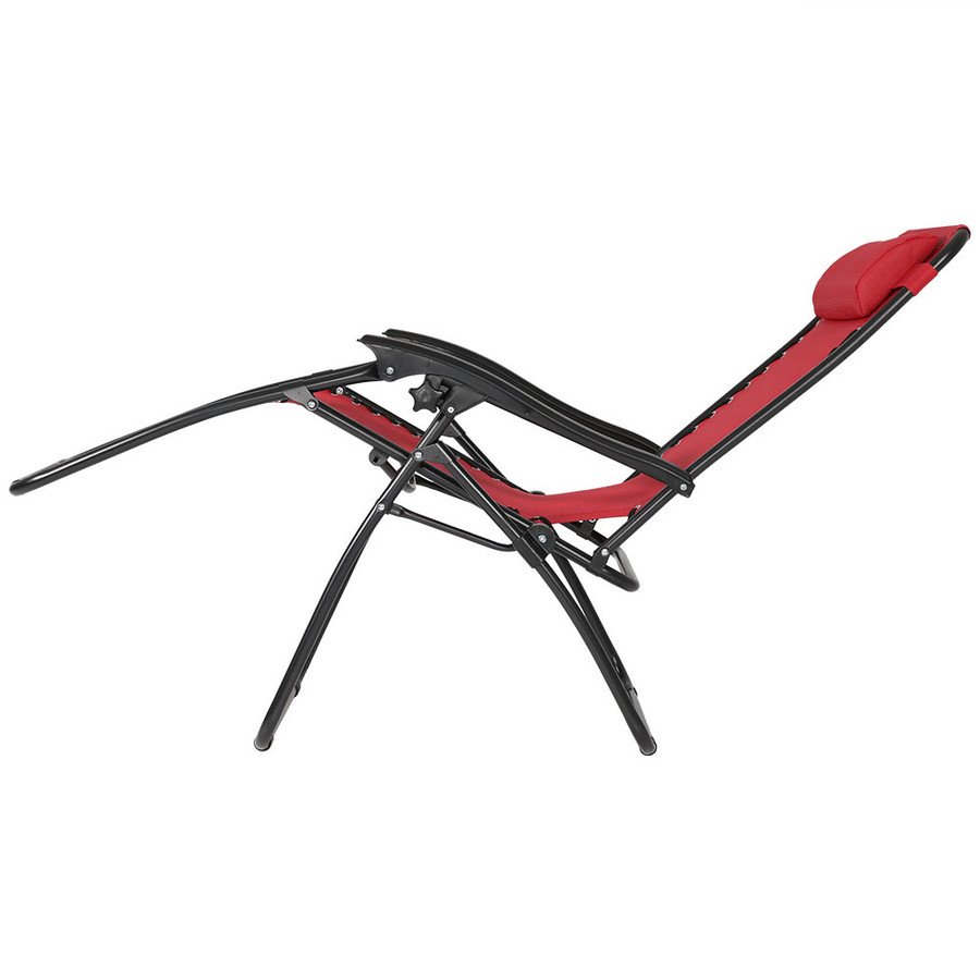 Red Reclined