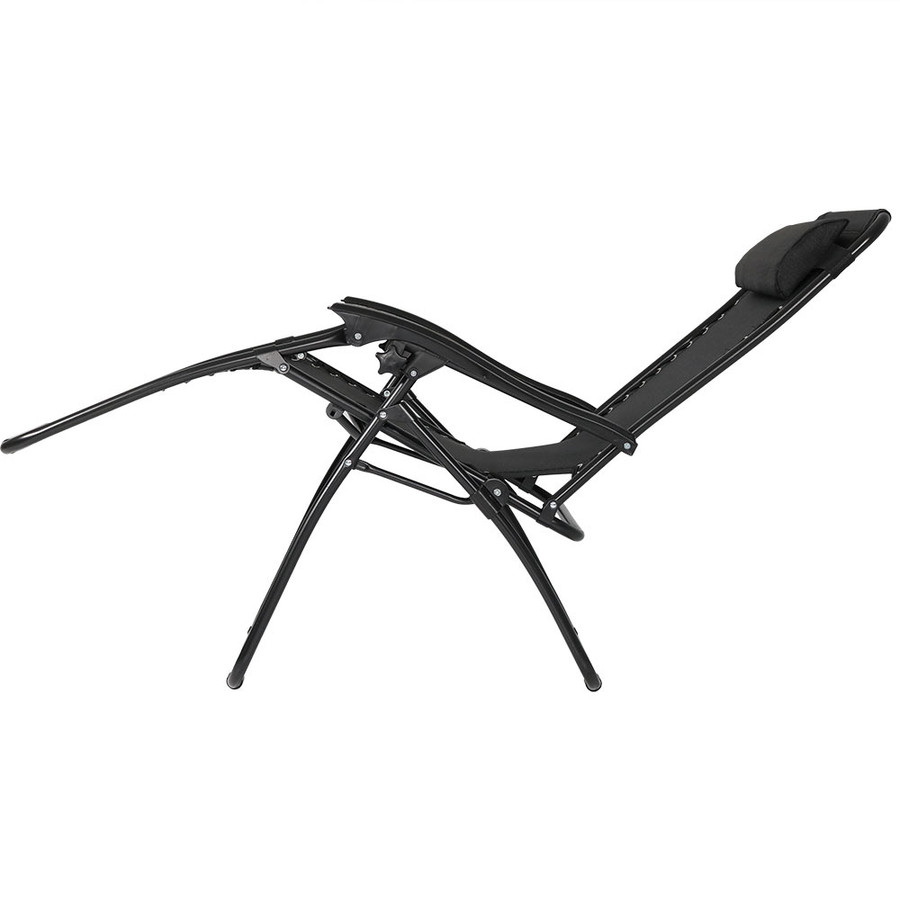 Black Reclined
