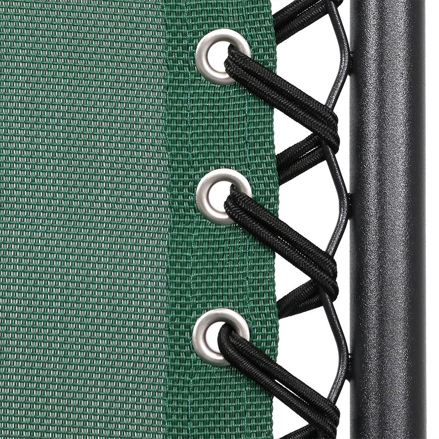 Forest Green Double Woven Bungee Cord