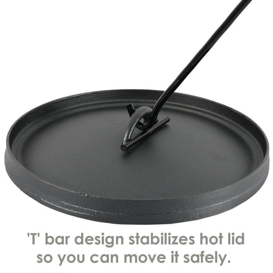 Spiral Bail Handle